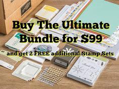 Get 2 FREE Stamp Sets!