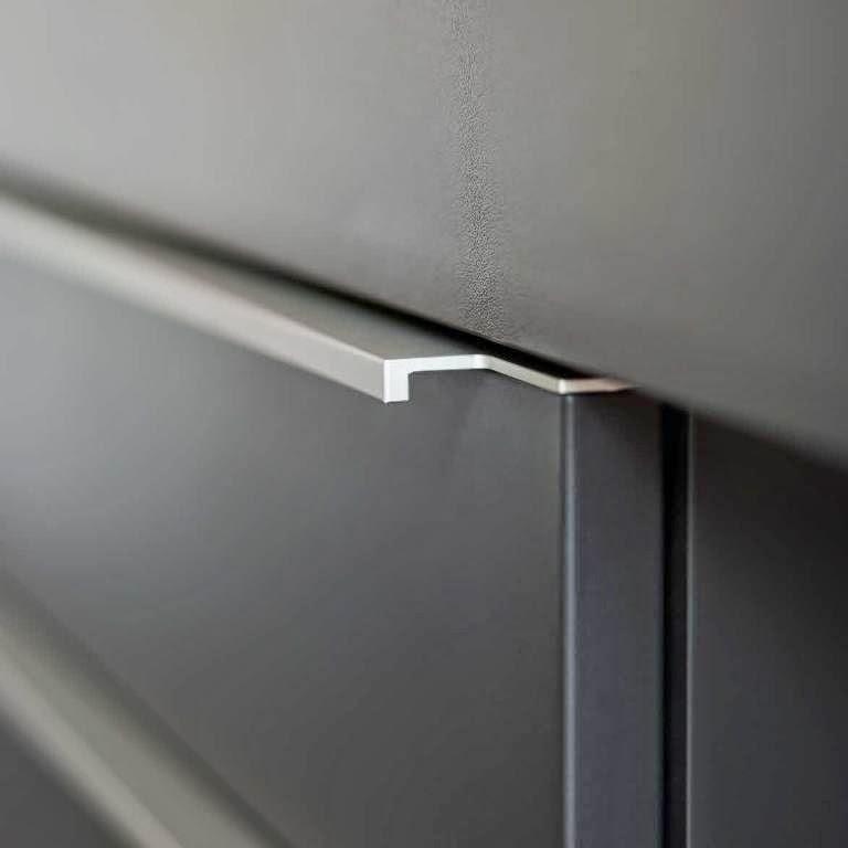 Tiradores de cocina peque os y necesarios accesorios - Tiradores de cocina modernos ...