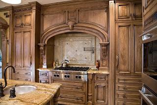 Tuscan Kitchen Design ideas 1