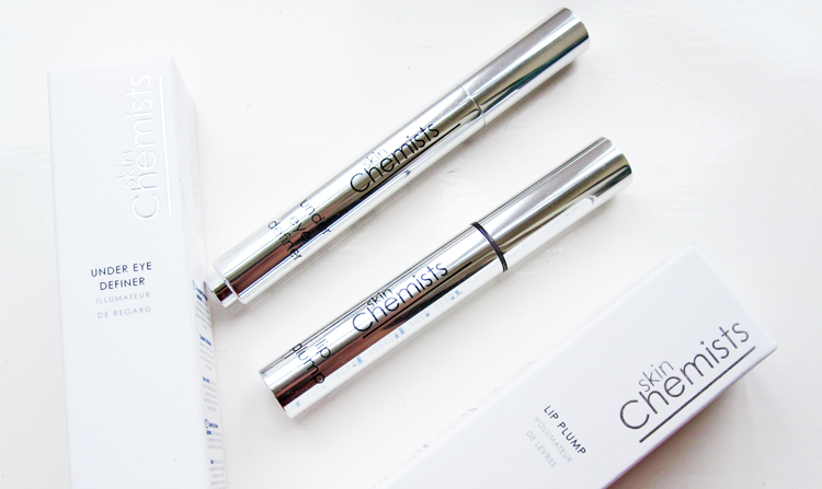 A picture of Skin Chemists Under Eye Definer and Lip Plump