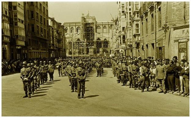 Calle prado en 1963 vitoria en fotos for Okafu calle prado 10