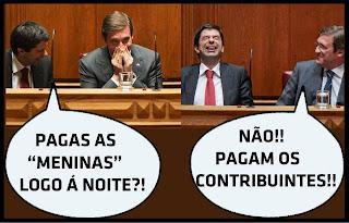 Gaspar passos futuro portugal