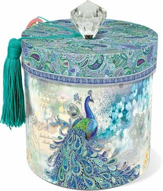Accessories For Your Themed Bathroom Decor   For Perfect Peacock Pomp