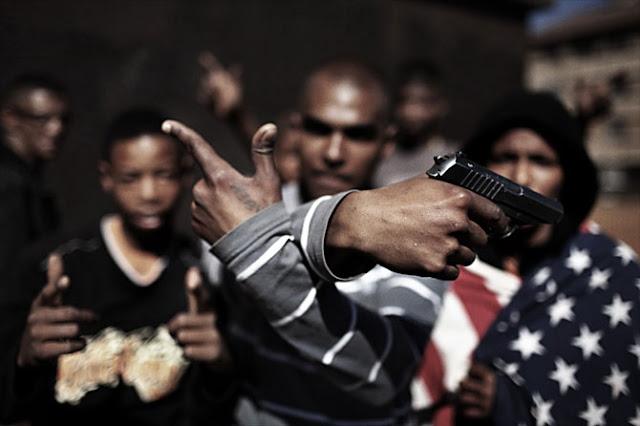Bandas o pandillas de África