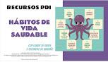 "RECURSOS PDI ""HÁBITOS VIDA SAUDABLE"""