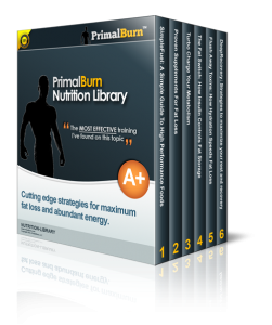 Primal Burn - Paleo Burn Fat Burner System