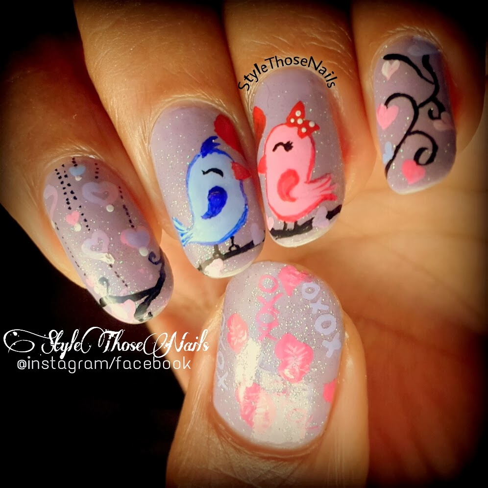 Style Those Nails: kiss nailart