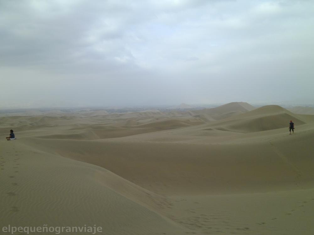 boogie Desierto Huacachina Ica Peru