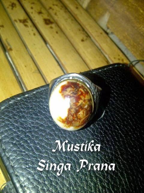 Batu Mustika Senggoro Macan
