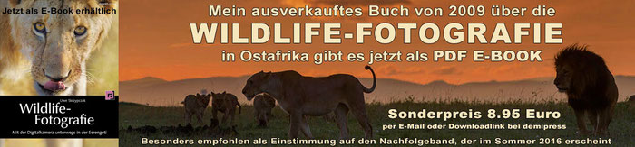 Ebook - Wildlife Fotografie