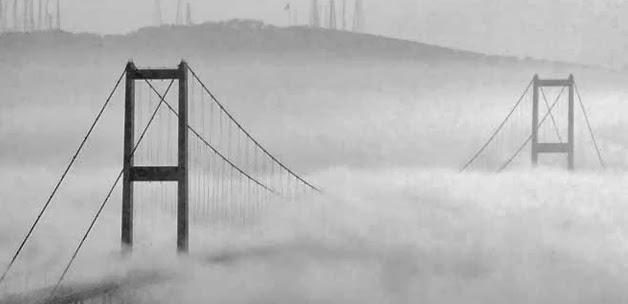 Meteoroloji Marmara Bölgesini  sis'e Karşı Uyardı