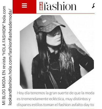 MI BLOG EN LOOK AND FASHION DE hola.com CLICK EN IMAGEN Y ACCEDES DIRECTAMENTE. GRACIAS.
