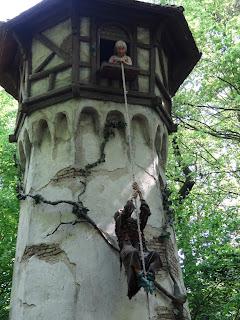 Efteling theme park, Rapunzel, Fairy Tale Forest