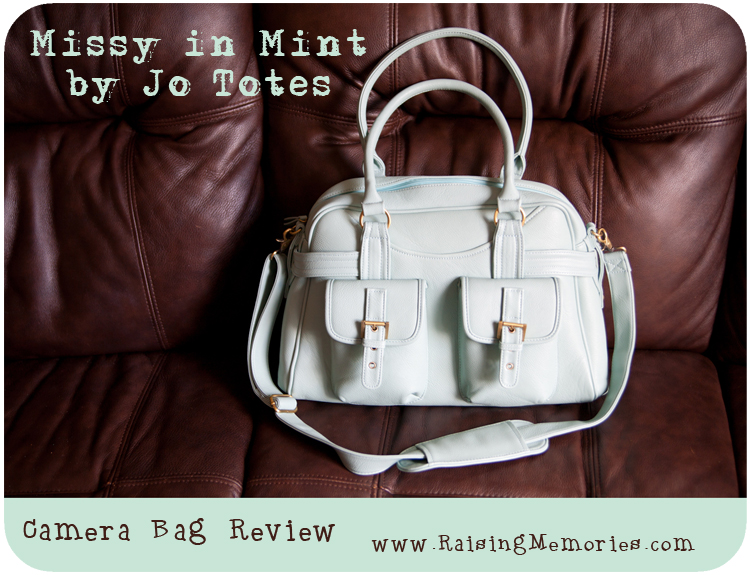 Jo Totes Camera Purse Review by www.RaisingMemories.com