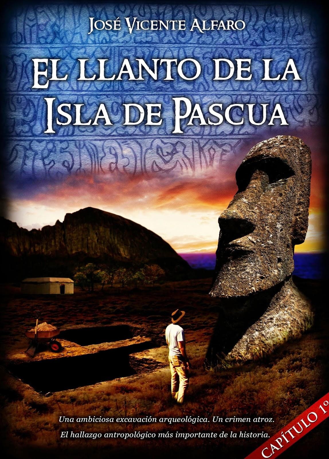Jose vicente alfaro el llanto de la isla de pascua