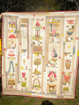 """MY FAVOURITE THINGS"" QUILT"
