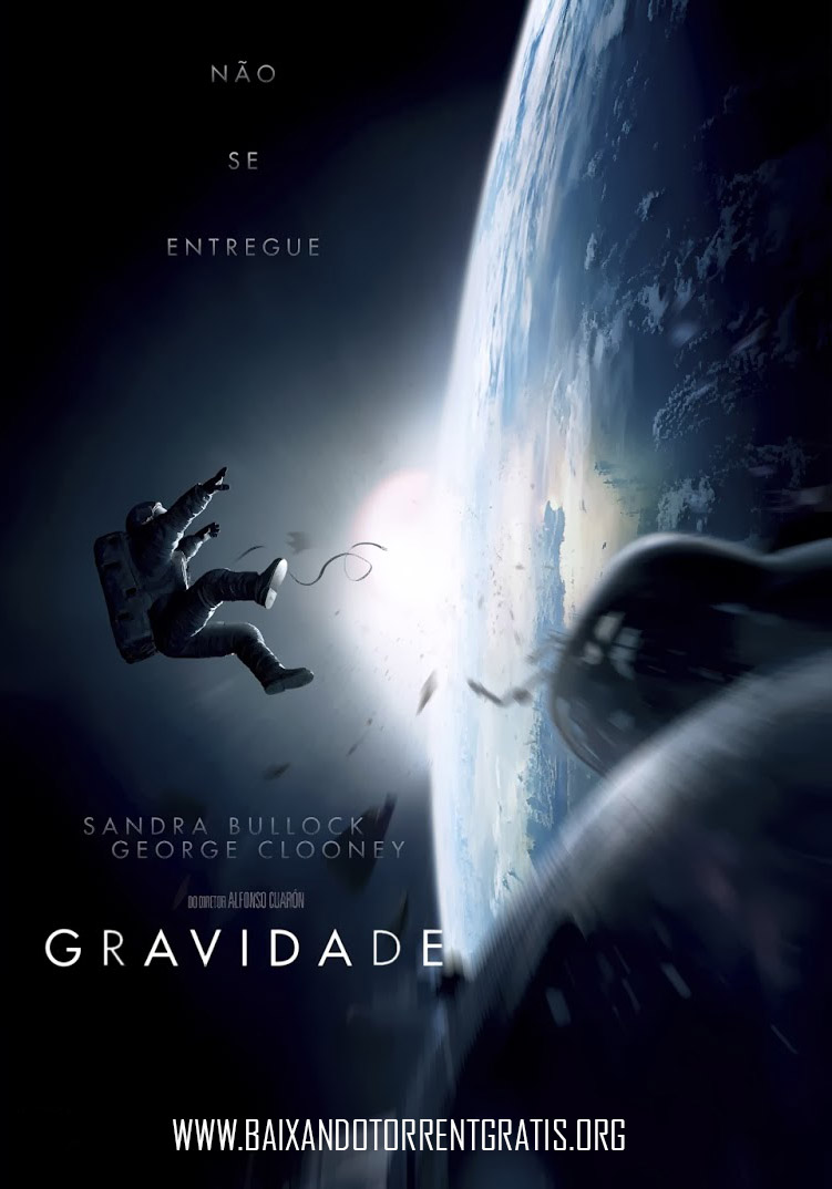 Gravidade Torrent - BluRay 720p/1080p Dual Áudio