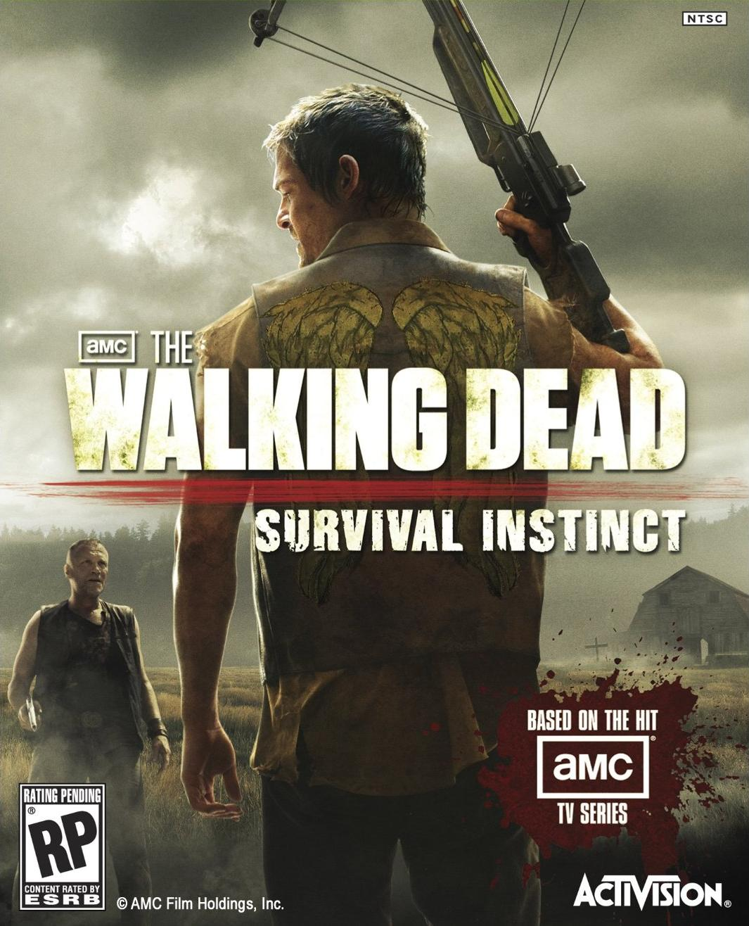 The Walking Dead: Survival Instinct Pc
