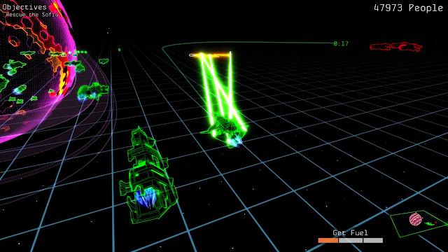 Nuevo trailer de XO, un juego de estrategia y ciencia ficción con gráficos de néon