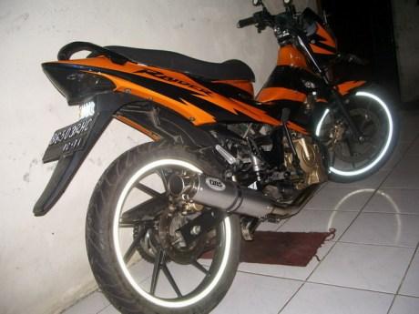 Gambar Motor Satria