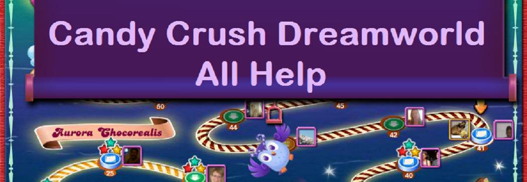 Candy Crush Saga Dreamworld Level 109
