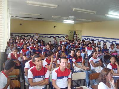 JM promove palestra sobre prevenção de Drogas em Maceió/AL