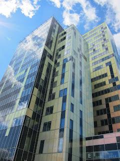 Ideon Gateway - nytt höghus i Lund