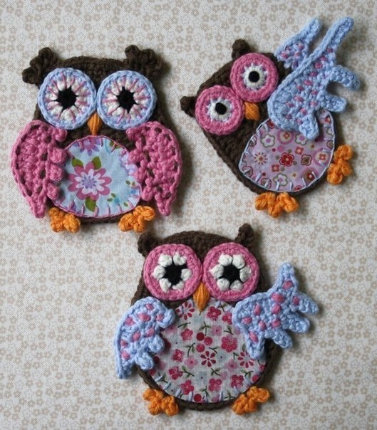 Crochet Owl : Owl crochet pattern ~ Home Decorating Ideas