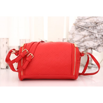 AA FASHION BAG (RED)