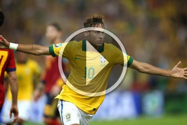 Brasil vs Alemania En Vivo