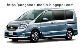 SERENA - Nissan Mobil Terbaik Pilihan Keluarga Indonesia