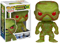 Funko Pop! Swamp Thing
