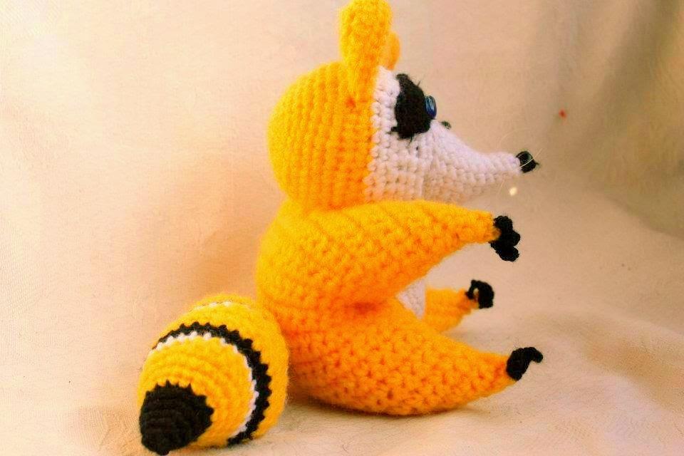 Amigurumi Raccoon : Turtle Whicky crochet: December 2014