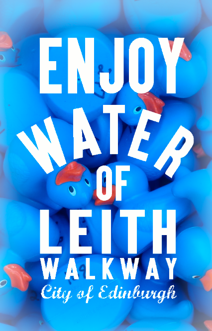 ENJOY WATER OF LEITH