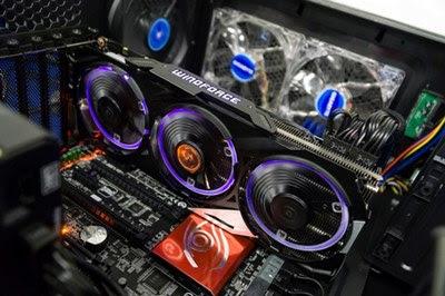 Gigabyte e Asus oferecem versões e alta performance de placas gráficas da Nvidia e AMD