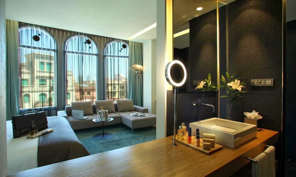 Barcellona (Spagna) - Ohla Hotel 5* - Hotel da Sogno