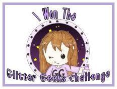 I won challenge 3!!