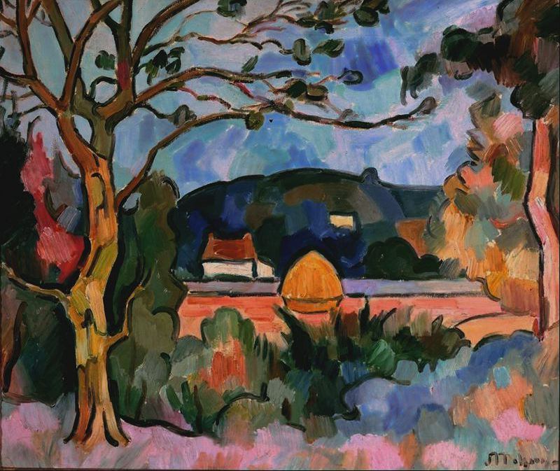 Neo Impressionism Artists: Jean Metzinger, Divisionism, Cubism And Post-Cubism