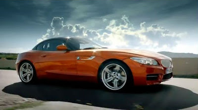 BMW Z4 Facelift (LCI) First Commercial