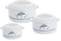 Wow deal: Deal Combo Of Cello Chef Casserole Set at Rs-299 :buytoearn
