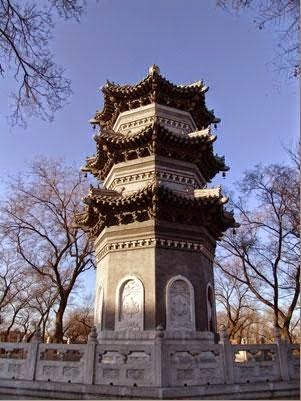 Keindahan arsitektur China