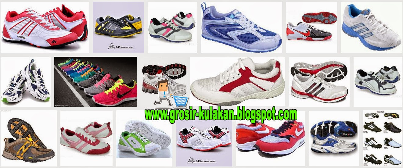 Distributor Sepatu Olahraga