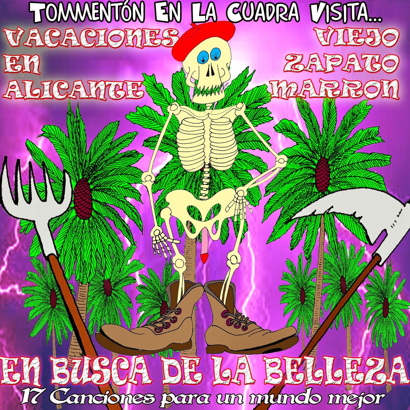 TOMMENTON EN LA CUADRA VISITA VIEJO ZAPATO MARRON