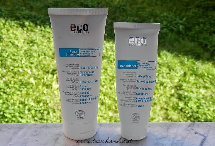 eco cosmetics prodotti capelli
