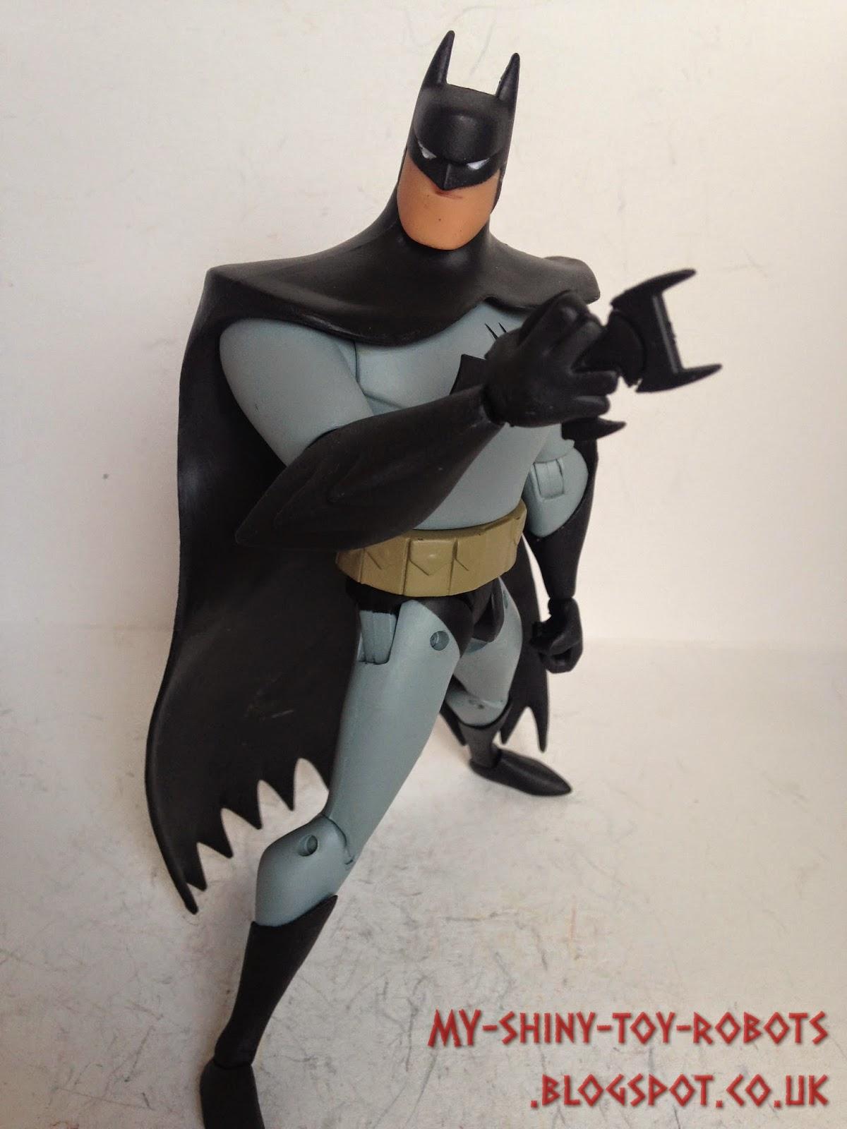 Posing Batman