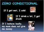 Conditional, Kalimat Pengandaian
