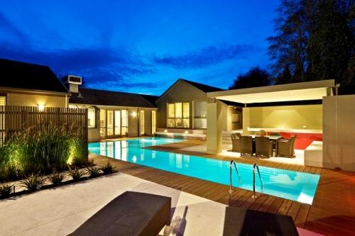 lap pool design concept