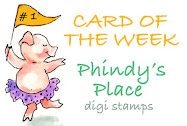 Phindy's Place Card of The Week...31/10/2011