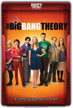 The Big Bang Theory 9 Temporada Torrent HDTV