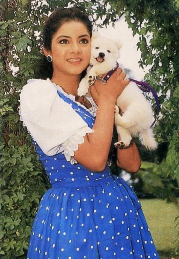 Once Upon A Time Divya Bharti Tanvii Com Indian Fashion